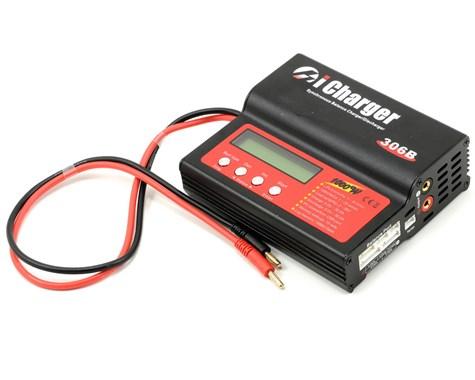 Junsi iCharger 306B Lilo/LiPo/Life/NiMH/NiCD DC Battery Charger (6S/30A/1000W)