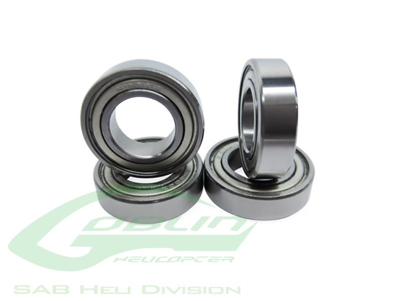 HC403-S – ABEC-5 Bearing C4 x C9 x 2,5(4pcs) – Goblin 500/570