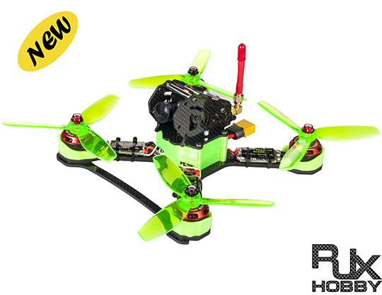 RJXHOBBY FPV Racing Drone Kit Quadcoper Supper combo