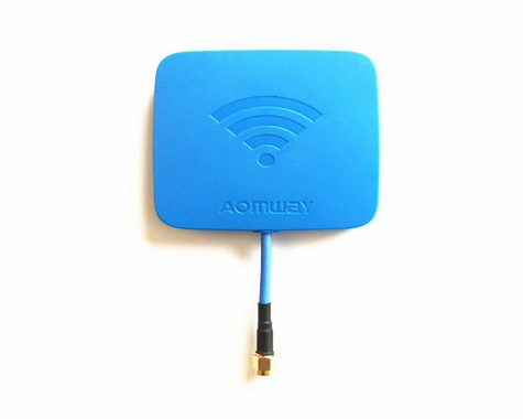 Aomway 5.8GHz 14dbi Circular Polarized Patch Antenna V2 (RHCP)