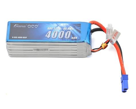 Gens Ace 6s LiPo Battery Pack 60C w/XT90 (22.2V/4000mAh)