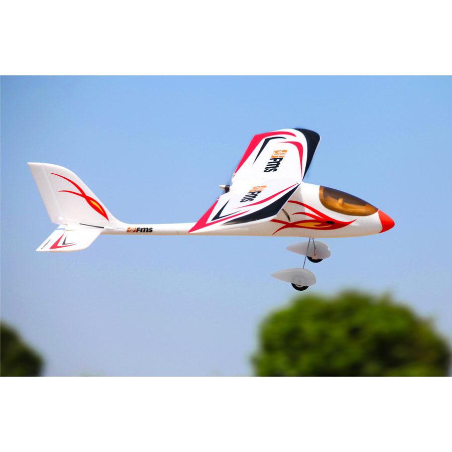 FMS Red Dragonfly RTF, 900mm