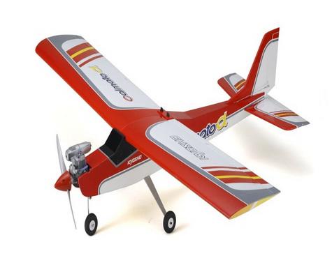 CALMATO ALPHA 40 Trainer RED EP/GP ARF 11232R