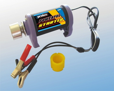 Prolux Electric Starter for 120 Size Planes
