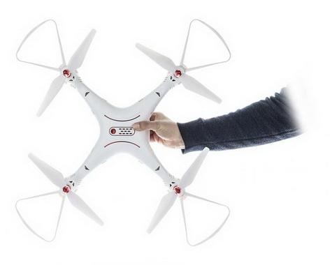Play Factory Q6 Radio Control Quadrocopter